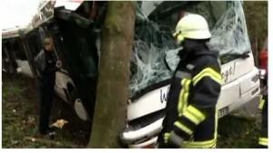 Vechta Schoolbus Crash Injures Seven