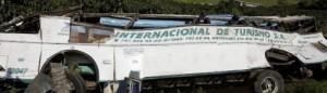 Colombia Bus Crash Casualties Mount
