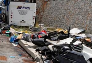 Bus Crash in Croatia kills Czech Tourists